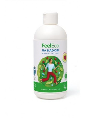 Feel Eco na riad 500ml malina