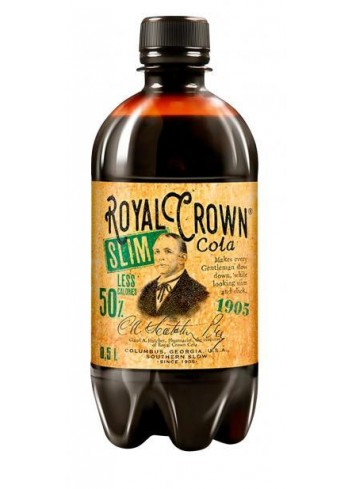 Royal Crown Cola 0,5l PET Slim