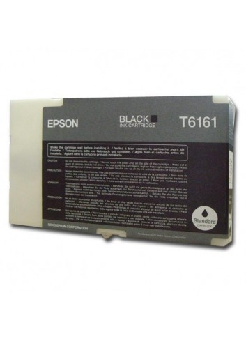 Epson originál ink C13T616100, black, 76ml, Epson Business Inkjet B300, B500DN