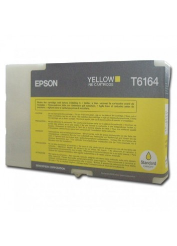 Epson originál ink C13T616400, yellow, Epson Business Inkjet B300, B500DN