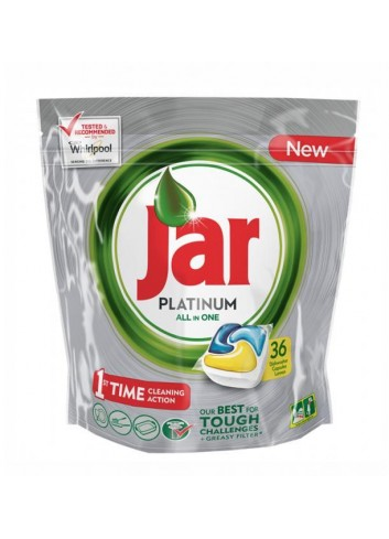 JAR tablety do UR Platinum All in One (36ks) Yellow