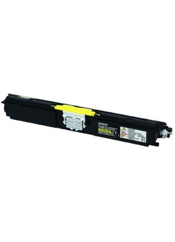 Epson originál toner C13S050558, yellow, 1600str., return, Epson AcuLaser C1600, CX16