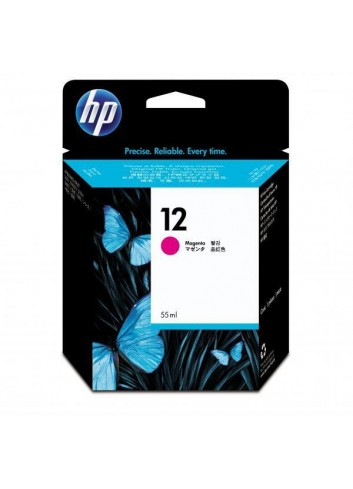 HP originál ink C4805A, HP 12, magenta, 3300str., HP Business Inkjet 3000, DTN
