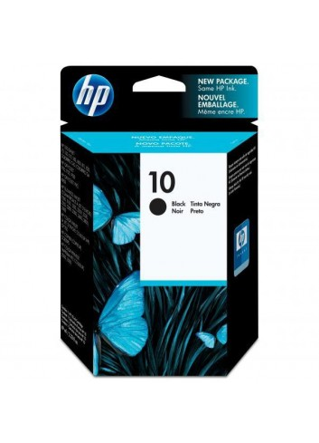 HP originál ink C4844A, HP 10, black, 1400str., 69ml, HP DeskJet 2xxx, Business InkJet 2xxx, DesignJet 5xx