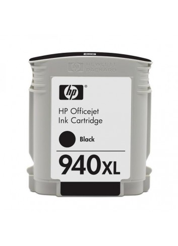 HP originál ink C4906A, HP 940XL, black, 2200str., 49ml, HP Officejet Pro 8000, Pro 8500