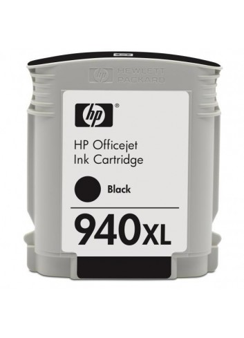 HP originál ink C4906AE, HP 940XL, black, blister, 2200str., 49ml, HP Officejet Pro 8000, Pro 8500
