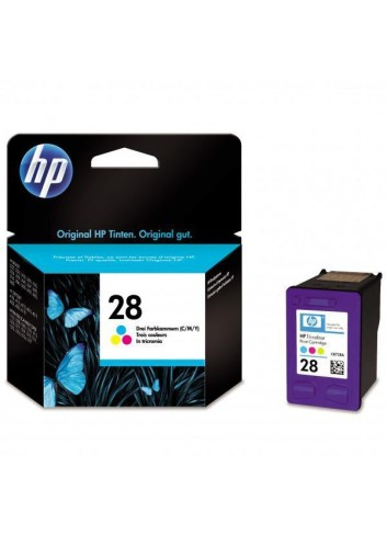 HP originál ink C8728AE, HP 28, color, blister, 8ml, HP DeskJet 3420, 3325, 3550, 3650, OJ-4110, PSC-1110
