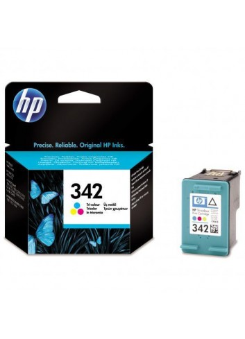 HP originál ink C9361EE, HP 342, color, 175str., 5ml, HP Photosmart 2575, C3180, C4180, DJ-5440, OJ-6310