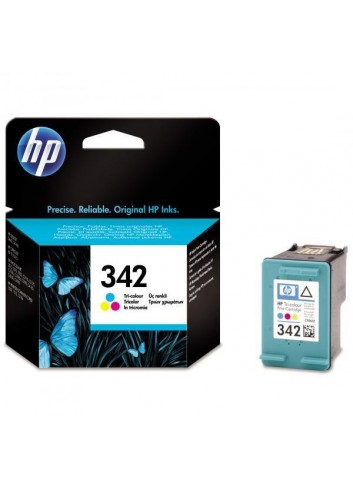 HP originál ink C9361EE, HP 342, color, blister, 175str., 5ml, HP Photosmart 2575, C3180, C4180, DJ-5440, OJ-6310