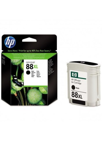 HP originál ink C9396AE, HP 88XL, black, 2350str., 58,9ml, HP OfficeJet Pro K5400, L7580, L7680, L7780