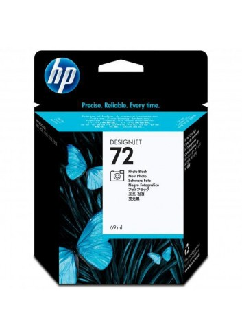 HP originál ink C9397A, HP 72, photo black, 69ml, HP Designjet T1100, T770