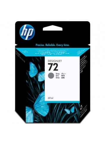 HP originál ink C9401A, HP 72, grey, 69ml, HP Designjet T1100, T770