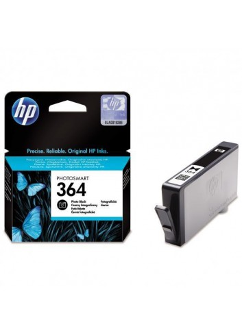 HP originál ink CB317EE, HP 364, photo, 130str., HP Photosmart B8550, C5380, D5460