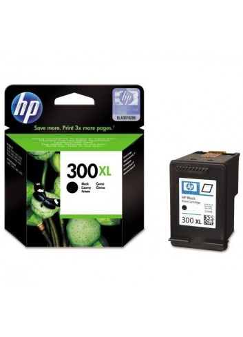 HP originál ink CC641EE, HP 300XL, black, 600str., 12ml, HP DeskJet D2560, F4280, F4500