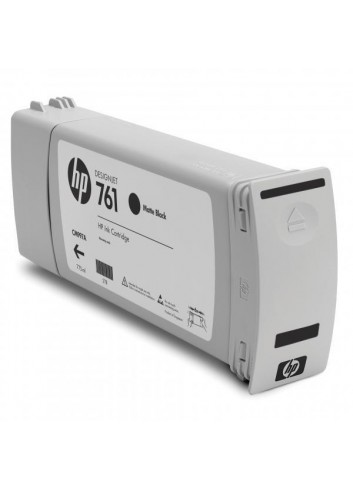 HP originál ink CM997A, matte black, 775ml, HP 761, HP DesignJet T7100