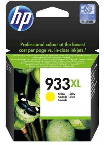 HP originál ink CN056AE, HP 933XL, yellow, 825str., HP Officejet 6100, 6600, 6700, 7110, 7610, 7510