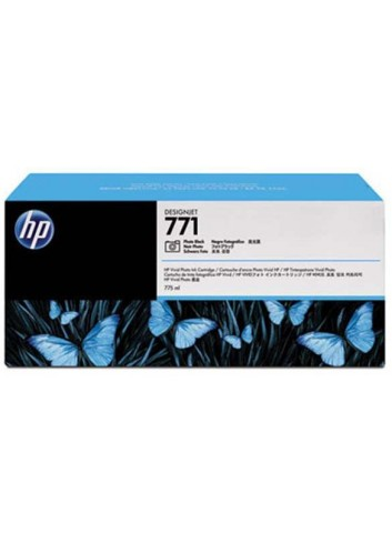 HP originál ink CR256A, photo black, 3x775ml, HP 771, HP 3-Pack, Designjet Z6200