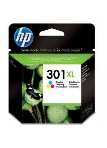 HP originál ink CH564EE, HP 301XL, color, 330str., HP HP Deskjet 1000, 1050, 2050, 3000, 3050