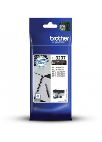 Brother originál ink LC-3237BK, black, 3000str., Brother MFC-J5945DW, MFC-J6945DW, MFC-J6947DW
