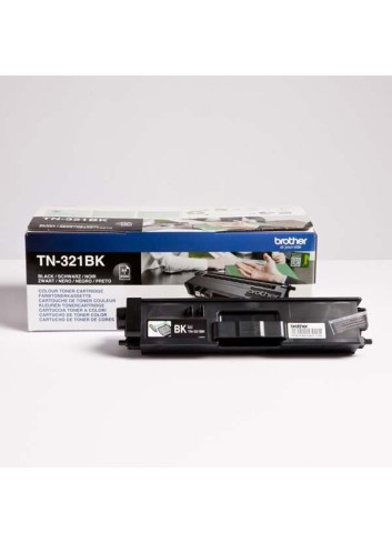 Brother originál toner TN-321BK, black, 2500str., Brother HL-L8350CDW,HL-L9200CDWT
