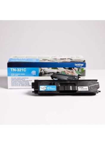 Brother originál toner TN-321C, cyan, 1500str., Brother HL-L8350CDW,HL-L9200CDWT