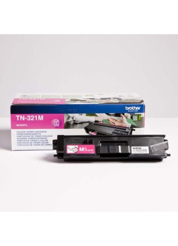 Brother originál toner TN-321M, magenta, 1500str., Brother HL-L8350CDW,HL-L9200CDWT