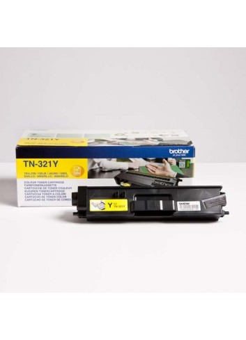 Brother originál toner TN-321Y, yellow, 1500str., Brother HL-L8350CDW,HL-L9200CDWT