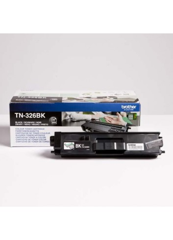 Brother originál toner TN-326BK, black, 4000str., Brother HL-L8350CDW, DCP-L8400CDN