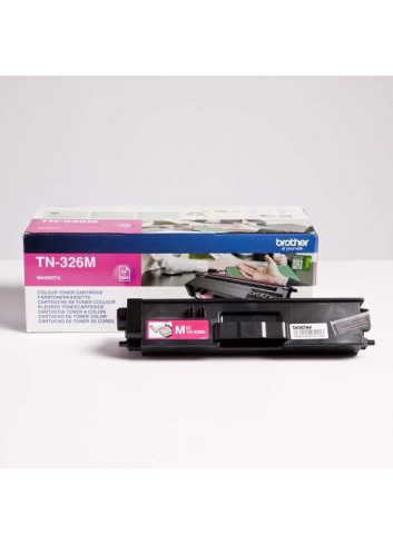 Brother originál toner TN-326M, magenta, 3500str., Brother HL-L8350CDW, DCP-L8400CDN