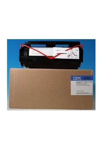 IBM originál toner 28P2010, black, 30000str., high capacity, IBM Infoprint 1120, 1125, 1130, 1140