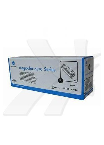 Konica Minolta originál toner 4576211, black, 4500str., 1710-5170-05, high capacity, Konica Minolta Magic Color 2300DL