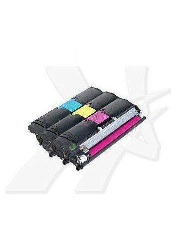 Konica Minolta originál toner A00W012, cyan/magenta/yellow, 4500str., 1710-5950-01, Konica Minolta Magic Color 2400, 2430, 2450,