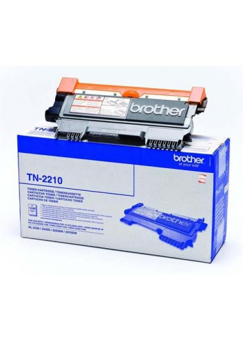 Brother originál toner TN2210, black, 1200str., Brother HL-2240D, 2250DN