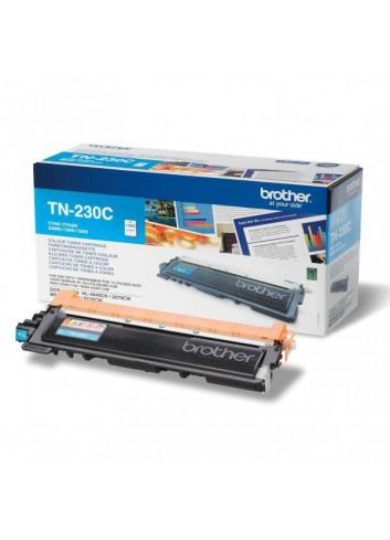Brother originál toner TN230C, cyan, 1400str., Brother HL-3040CN, 3070CW, DCP-9010CN, 9120CN, MFC-9320CW
