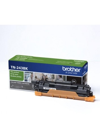 Brother originál toner TN243BK, black, 1000str., Brother DCP-L3500, MFC-L3730, MFC-L3740, MFC-L3750