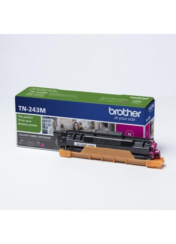 Brother originál toner TN243M, magenta, 1000str., Brother DCP-L3500, MFC-L3730, MFC-L3740, MFC-L3750