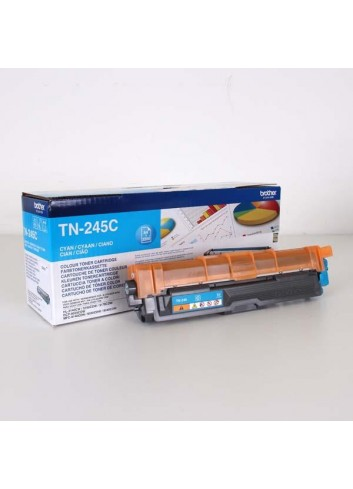 Brother originál toner TN245C, cyan, 2200str., Brother HL-3140CW, 3170CW