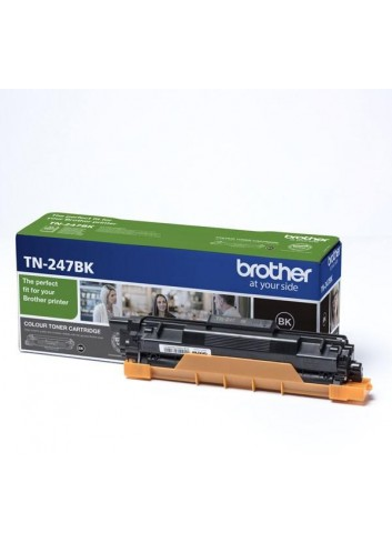 Brother originál toner TN247BK, black, 3000str., Brother DCP-L3510CDW, DCP-L3550CDW, HL-L3210CW,HL-L3270CDW