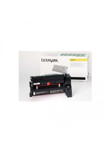 Lexmark originál toner 10B042Y, yellow, 15000str., return, Lexmark C750