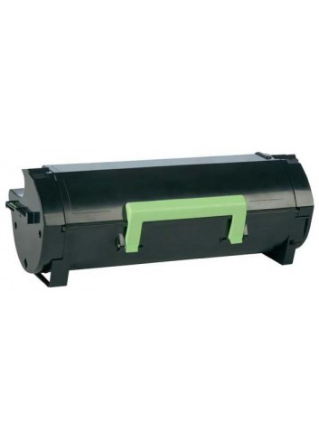 Lexmark originál toner 50F0HA0, black, 5000str., 500HA, high capacity, Lexmark MS310D, 310DN