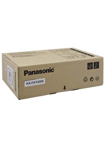 Panasonic originál toner KX-FAT430X, black, 3000str., Panasonic KX-MB 2230