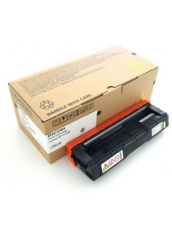 Ricoh originál toner 406351, 407639, yellow, 2500str., low capacity, Ricoh SP C310, C311, C312, SP C231, C232