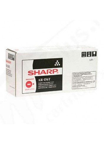 Sharp originál toner AR-156LT, black, 6500str., Sharp AR-121, 151, F-152, 156