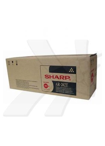 Sharp originál toner AR-202LT, black, 16000str., Sharp AR-163, 201, 206