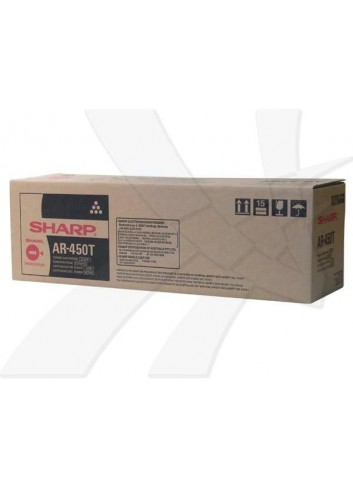 Sharp originál toner AR-450T, black, 27000str., Sharp AR-P 350, M350x, P450, M450x
