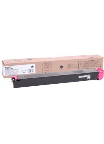 Sharp originál toner DX-25GTMA, magenta, 7000str., Sharp DX-2500