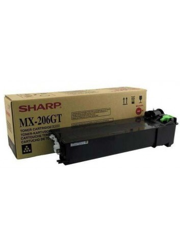 Sharp originál toner MX-206GT, black, 16000str., Sharp MX-M160D, MX-M200D