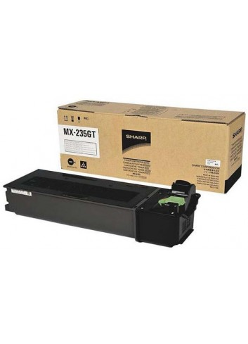 Sharp originál toner MX-237GT, black, 20000str., Sharp AR-6020, AR-6020D, AR-6020N, AR-6023, AR-6023D