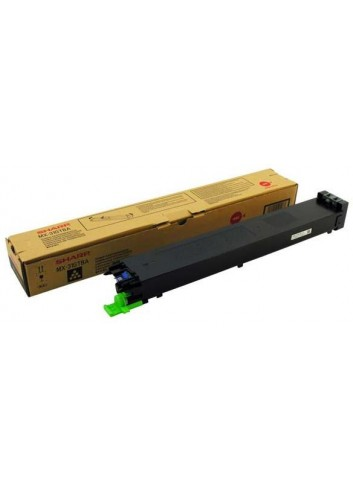 Sharp originál toner MX-31GTBA, black, 18000str., Sharp MX-2301N, MX-2600N, MX-3100