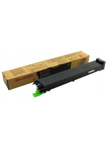 Sharp originál toner MX60GTBA, MX61GTBA, black, 40000str., Sharp MX-3050N/3060N/3070N/3550N/3560N/3570N/4050N